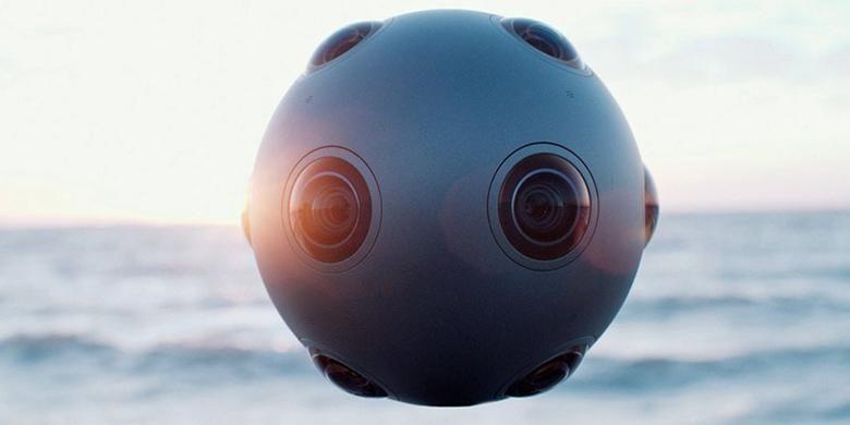 Kamera Virtual Reality Nokia Ozo