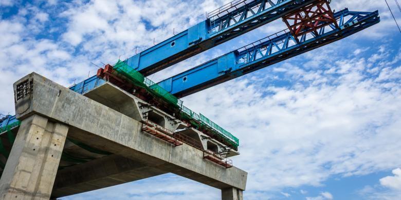 Ilustrasi jembatan