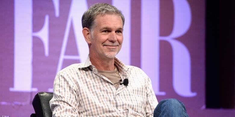 Inilah CEO Netflix, Reed Hastings yang juga seorang ayah.