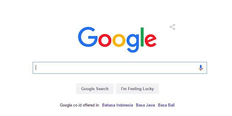 Logo Google baru yang dikenalkan pada Selasa (1/9/2015).