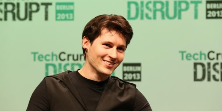 Founder Telegram Pavel Durov