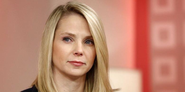 CEO Yahoo Marissa Mayer