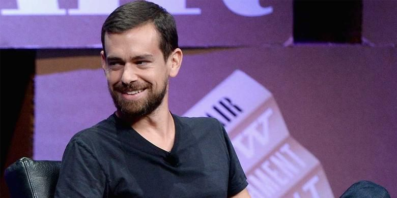 Co Founder sekaligus CEO Twitter Jack Dorsey