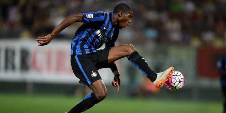 Gelandang Inter Milan, Geoffrey Kondogbia.