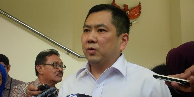 Ketua Umum Partai Perindo Hary Tanoesoedibjo