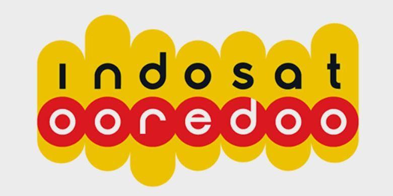 Logo Indosat Ooreedo.