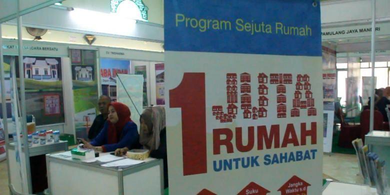 Pameran perumahan digelar selama lima hari sejak Senin (23/11/2015) hingga Jumat (27/11/2015) di Parepare, Sulawesi Selatan.