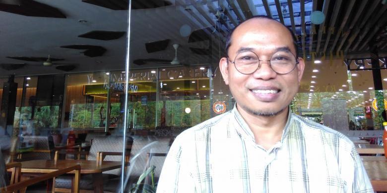 Pengamat politik dan terorisme dari Universitas Malikussaleh, Aceh, Al Chaidar