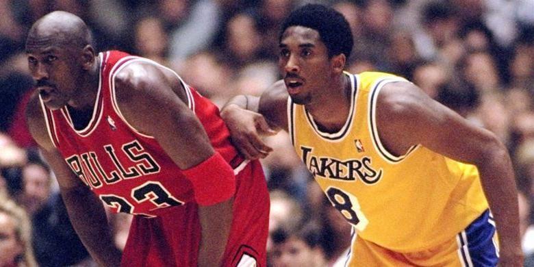 Micahel Jordan dan Kobe Bryant