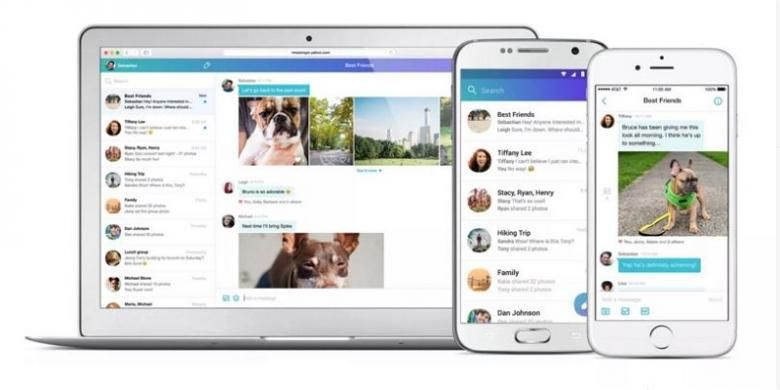 Yahoo Messenger diperbarui