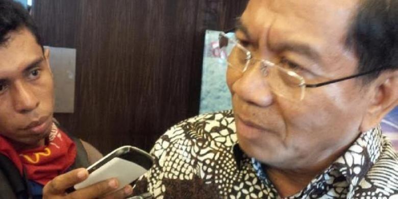 Direktur Utama Askrindo Asmawi Syam