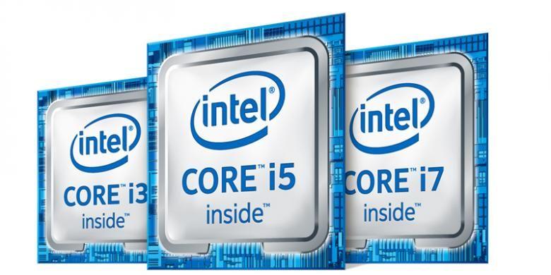 Intel Core i Series.