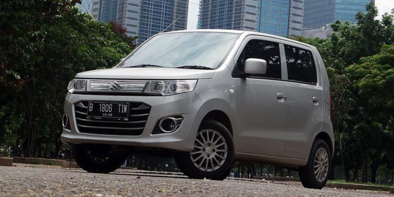 Penampilan Suzuki Karimun Wagon R GS AGS.