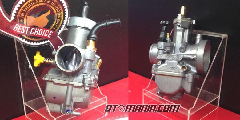 Produk karburator aftermarket milik TDR.