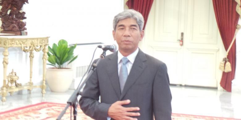 Wakil Menteri Luar Negeri AM Fachir.