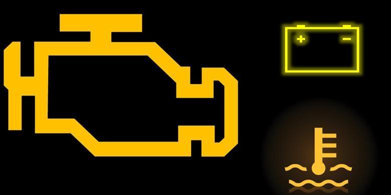 indikator pada mobil