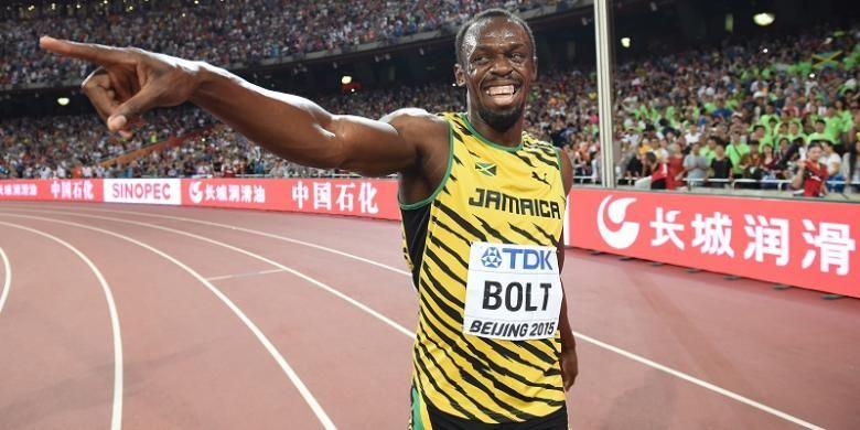 Pelari asal Jamaika, Usain Bolt, mengaku mulai tak menyukai Manchester United karena taktik Louis van Gaal yang dinilai membosankan.