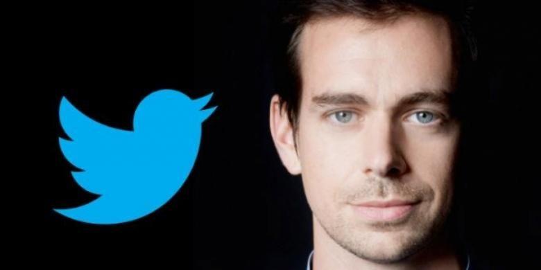CEO Twitter, Jack Dorsey.