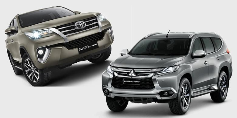 Mitsubishi All-New Pajero Sport ditugaskan untuk menjegal laju Toyota Fortuner.
