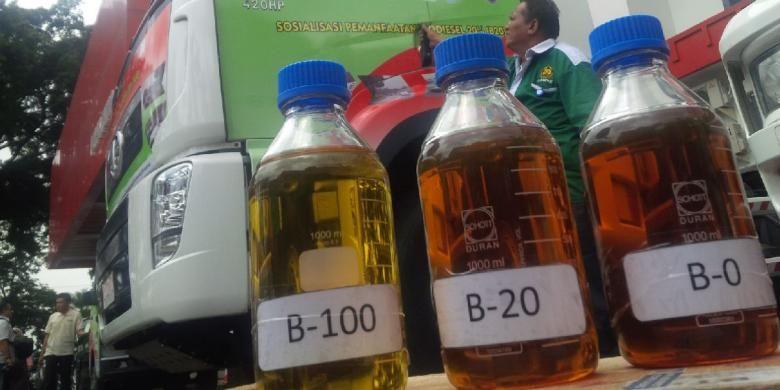 Roadshow B20 kembali diadakan. Sosialisasi pemanfaatan B20 atau bahan bakar biodiesel 20% tersebut kini memasuki hari ke-9 dan digelar di Bandung di Kantor Pertamina Bandung.