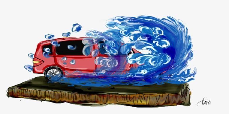 Curah Hujan Meningkat, BMKG: Waspadai Potensi Bencana Hidrometeorologi