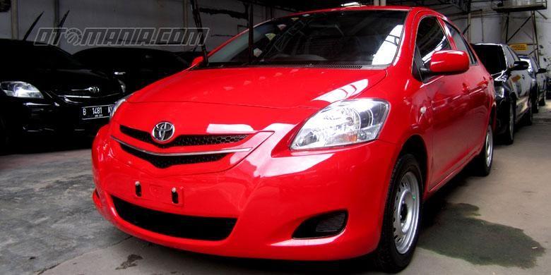 Unit Toyota LImo yang sudah siap dijual.