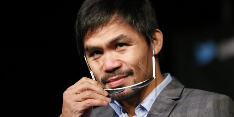 Manny Pacquiao.