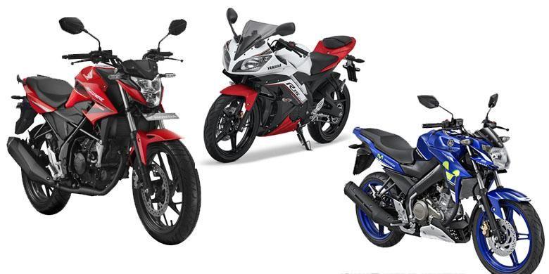 Suzuki pelajari pasar sepeda motor sport 150 cc.