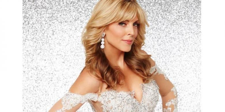 Marla Maples dalam seri Dancing With The Stars.