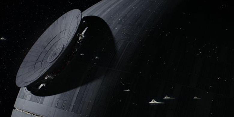 Death Star muncul dalam teaser Star Wars: Rogue One.