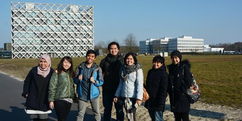 Musim dingin umumnya jadi salah satu tantangan utama bagi mahasiswa Indonesia yang bekuliah ke negeri empat musim seperti Belanda.