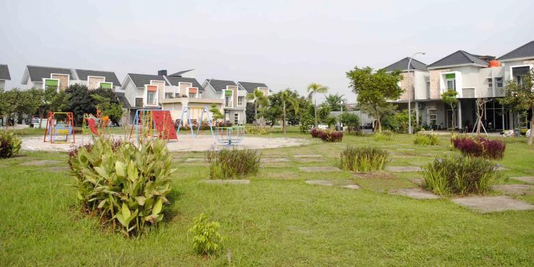 Perumahan Metland Menteng, Cakung, Jakarta Timur.