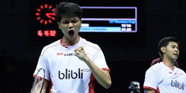 Ricky Karanda Suwardi/Angga Pratama
