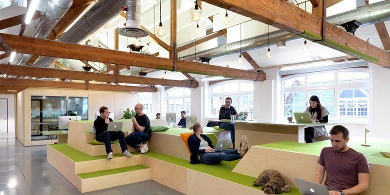 Kantor Airbnb di London