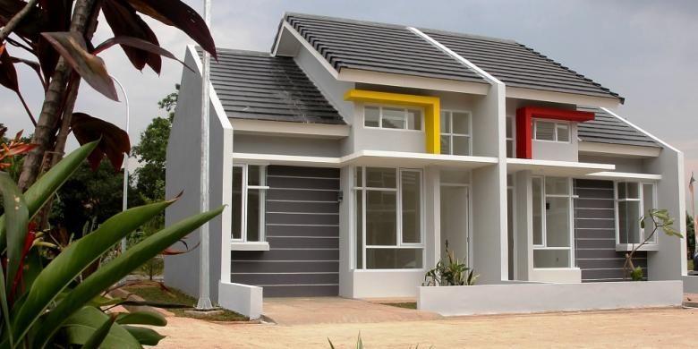 Rumah murah Mustika Park Place