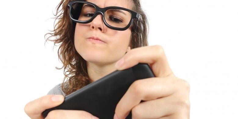 Main game di ponsel kadang membuat kesal.