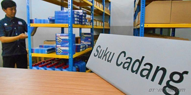 Suku Cadang Suzuki