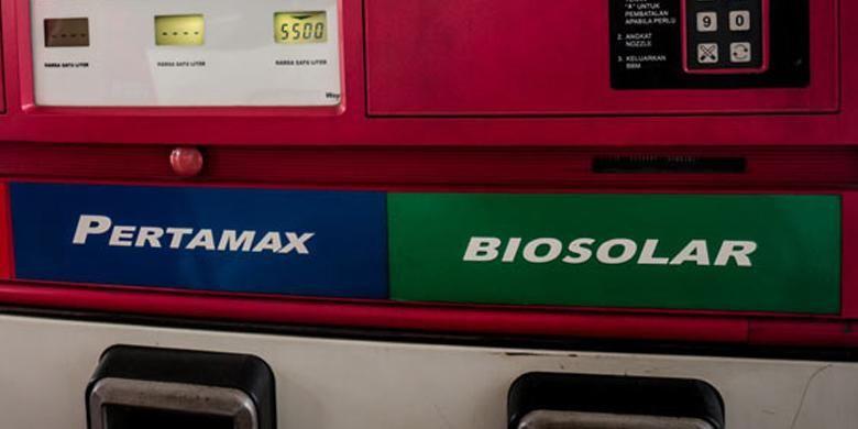 Plus minus BBM Biosolar