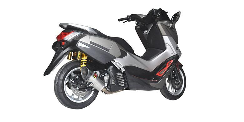 Side box Yamaha Nmax VND