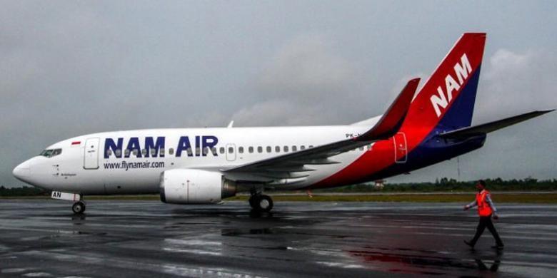 penumpang nam air kisahkan pengalaman mencekam saat terbang ke rh regional kompas com