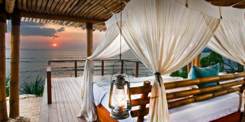 Nihiwatu yang terletak di Sumba didaulat sebagai hotel terbaik nomor 1 dari ajang Worlds Best Travel Awards 2016