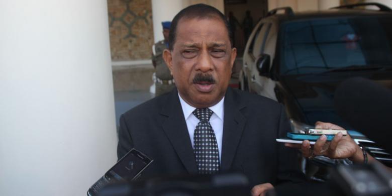 Wali Kota Ambon, Richard Louhenapessy