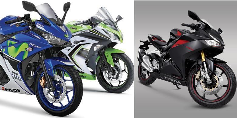 Honda CBR250RR bakal lebih mahal ketimbang para kompetitor.