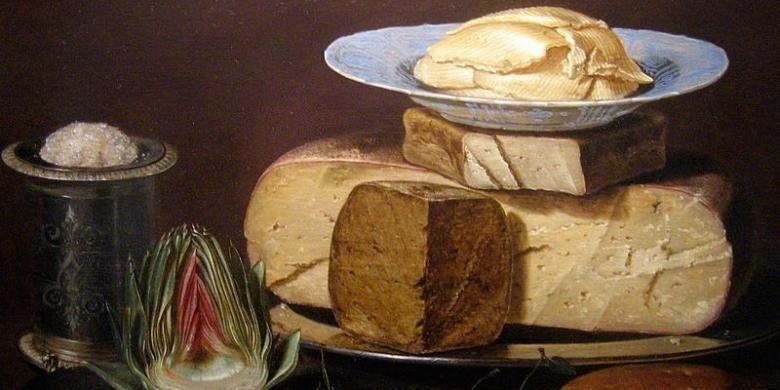 Sejak 500 tahun lalu, manusia sudah gemar mendokumentasikan makanan. Wujudnya saja yang berbeda. Dulu dalam bentuk lukisan, kini foto yang diunggah di Instagram.