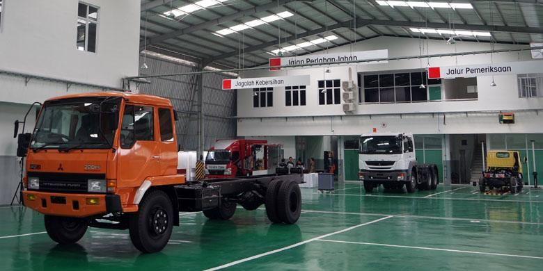 Fuso memperkuat pasar dan layanan konsumen di Deli Serdang, Sumatera Utara.