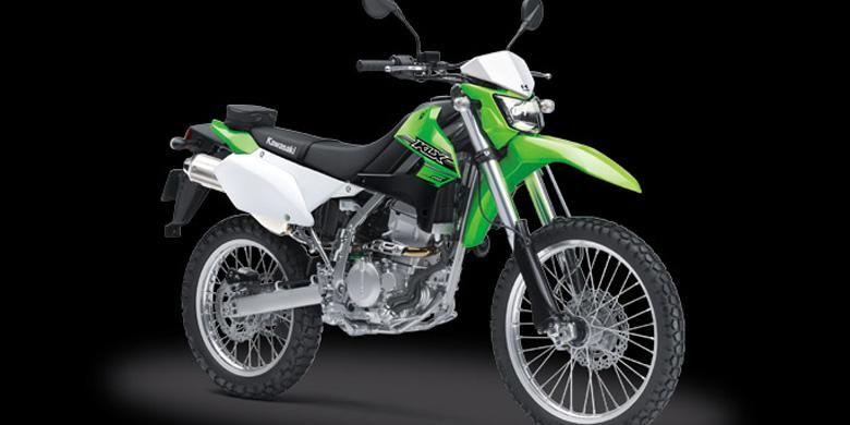 Kawasaki KLX 250.