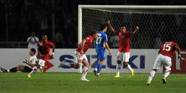 5 Kontroversi Piala AFF, Termasuk Laser Suporter Malaysia ke Indonesia