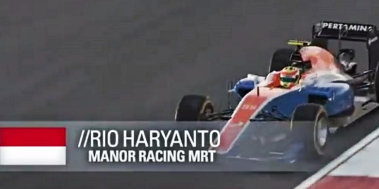 Rio Haryanto Video Games