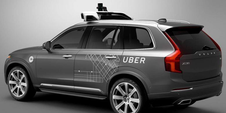 Uber Beli 24.000 SUV, Bangun Armada Mobil Tanpa Sopir - Kompas.com Kompas Tekno Mobil tanpa sopir XC90 besutan Volvo dan Uber