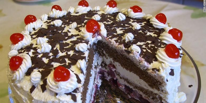 Black Forest khas Jerman.